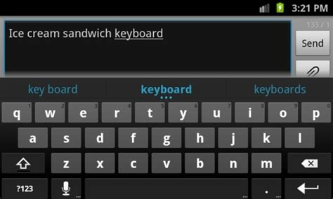 keyboard android best android keyboard replacements for phones and tablets january 2013