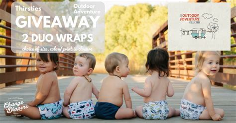 Outdoor Adventures Giveaway - giveaway archives page 2 of 93 change diapers com kids cloth diapers going green
