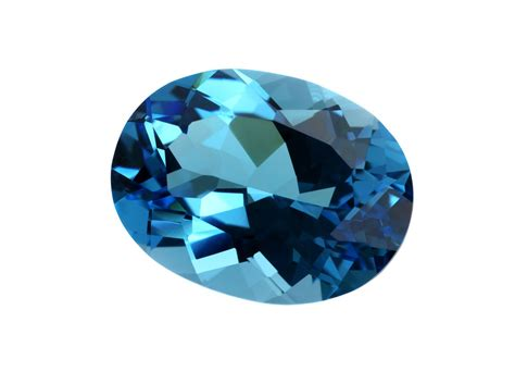 Blue Topaz For aquamarine the march birthstone