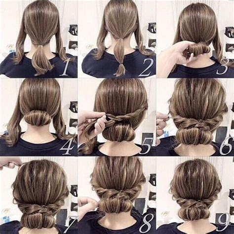how to do hairstyles videos best 25 simple hairstyles ideas on pinterest hair