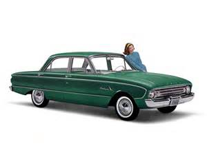 1961 ford falcon deluxe 4 door sedan america s u 12