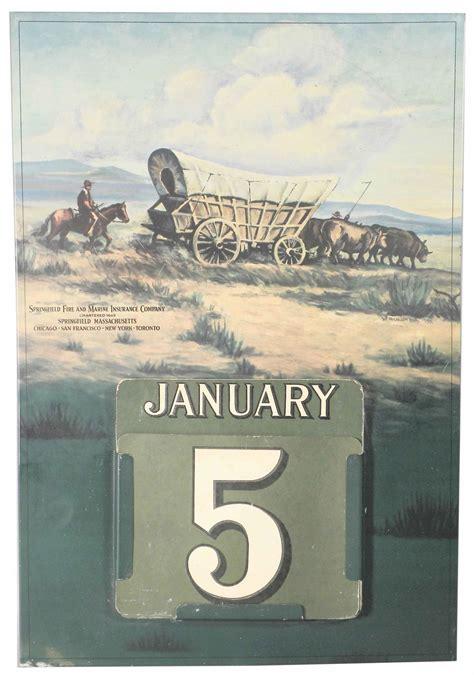 springfield marine company springfield marine ins co calendar