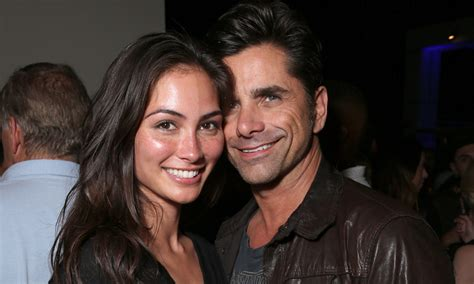 kayak commercial engaged actress john stamos engaged to girlfriend caitlin mchugh