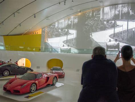 Ferrari Museum Modena by Ferrari Museum Bezoeken In Modena En Maranello Dagtrip
