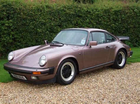 porsche models 1980s spotlight on the 3 2 total 911