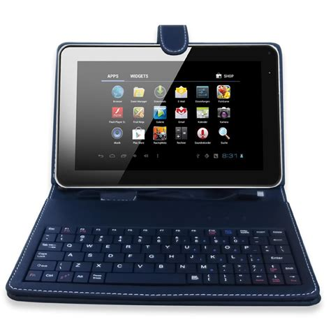 Keyboard Usb Android kaser yf725 8g net sgo2 7 quot android 4 0 tablet bundle with