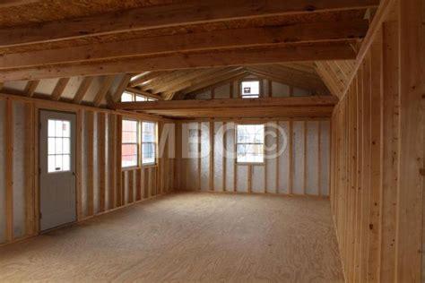 lofted barn cabin garages barns portable storage