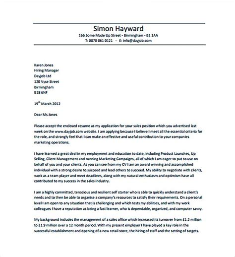 convincing cover letter create a convincing professional cover letter