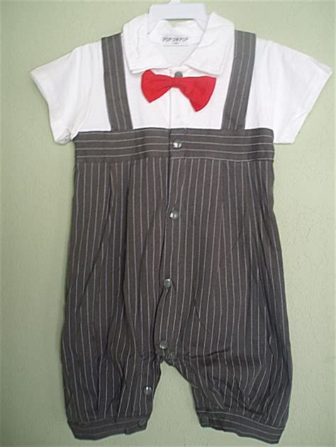 20752 Import Cotton Casual Top Big Stripe dapperlads boys charcoal pin stripe infants special