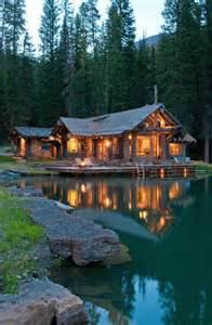 mountain lake home things i