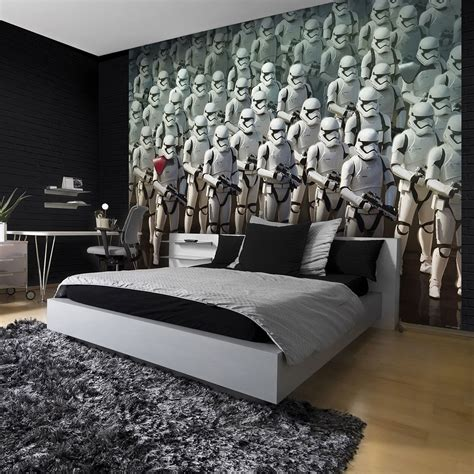 wars wall murals wars wall murals characters various designs styles wall high quality ebay