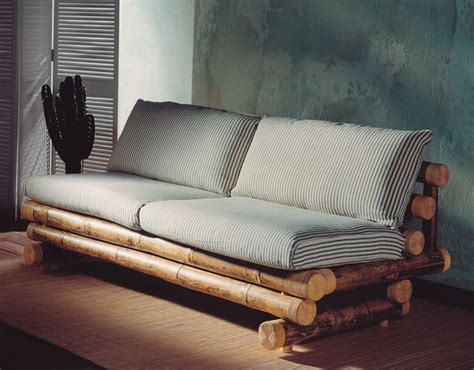bamboo sofa furniture bamboo sofa i thegarden pinterest