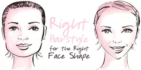face shape hairstyle for weak chin hair styles to suit your face shape
