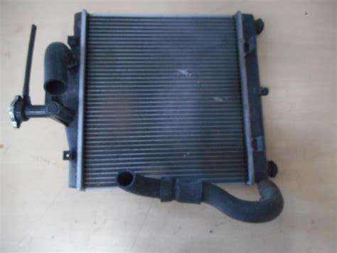 Radiator Kia Picanto used kia picanto ba 1 0 12v radiator pa66gf66