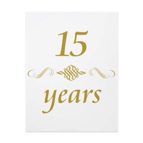 15th anniversary his purpose his plan his destiny only believe