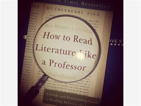 Pdf How Read Literature Like Professor how read literature like professor