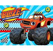 Kit Imprimible Blaze And The Monster Machines Cumples Y