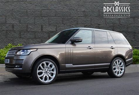 range rover vouge for sale range rover 4 4 sdv8 vogue se rhd