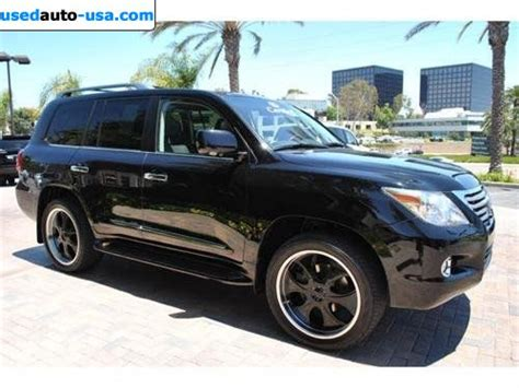 for sale 2008 passenger car lexus lx 570 570 newport