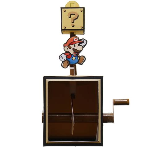 Paper Crafting Websites - mario papercraft template free printable
