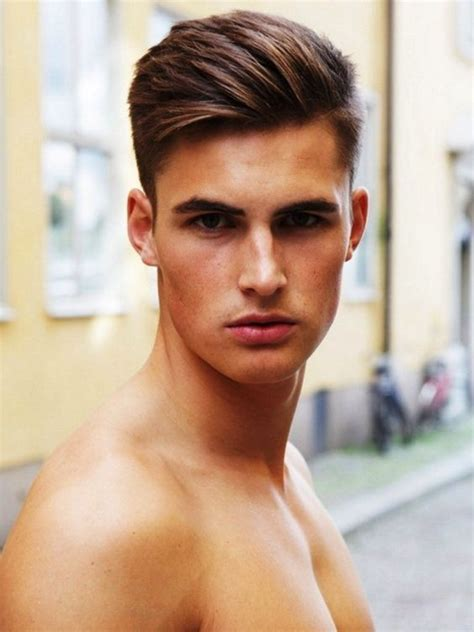 popupar boys haircut best mens haircuts for oval faces hairstyle ideas and