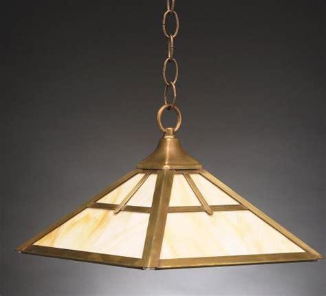 hanging l shade value hanging pyramid shade antique brass 1 medium base socket