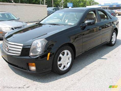 black cadillac 2003 2003 black cadillac cts sedan 14920040 gtcarlot