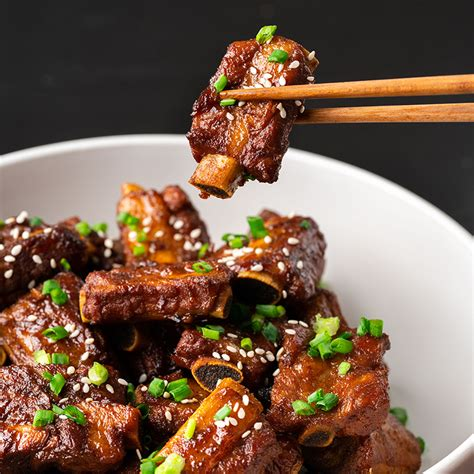 chinese red braised spare ribs marions kitchen