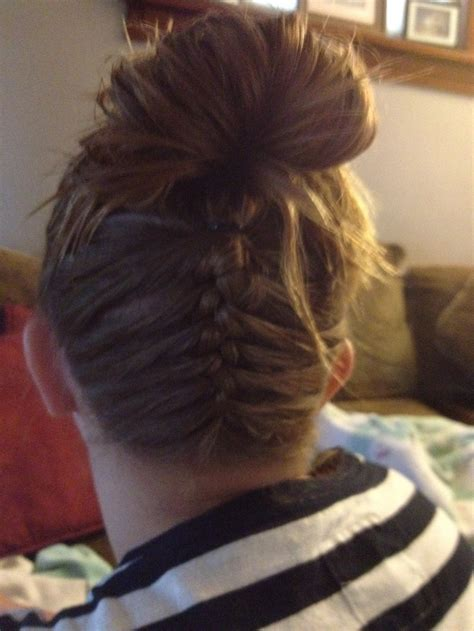 french braid back of head 1000 images about the coolest hair ever on pinterest