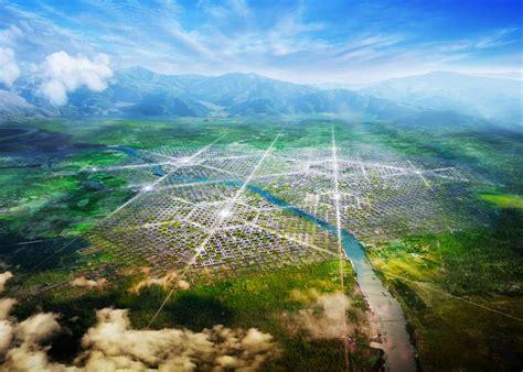 bordir kity binational megacity master plan designed to span us