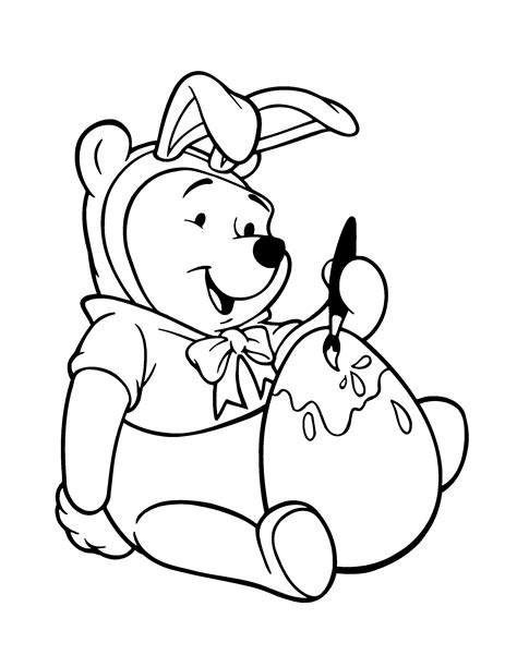winnie the pooh and friends coloring pages coloring pages
