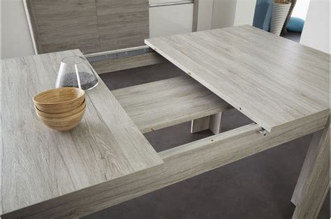 salle 224 manger moderne bois et laque blanche