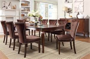 Cherry Wood Dining Room Chairs Cherry Wood Dining Room Furniture Marceladick Com