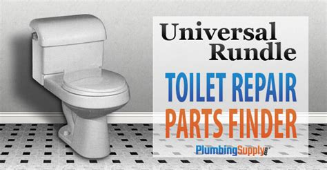 Universal Rundle Toilets   Identify Your Toilet and Find