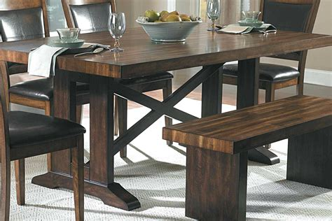 picnic table style kitchen table picnic style kitchen table paulardp