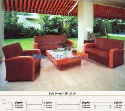 Kursi Sofa Ligna ligna divina sf ln06k sofa ruang keluarga murah