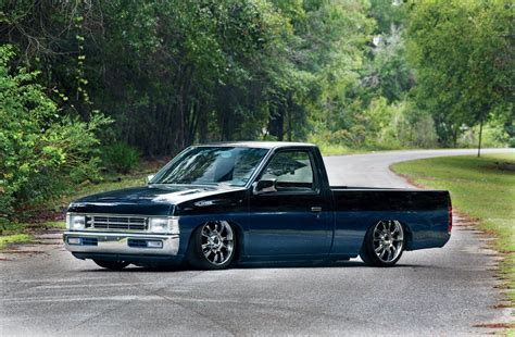 nissan hardbody lowered custom 1997 nissan hardbody pickup custom tuning lowrider rod