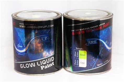jual cat painting jakarta jual cat fosfor or glow liquid paint harga murah jakarta