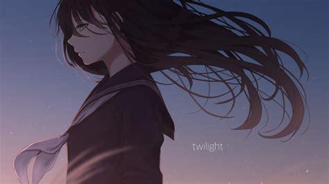 wallpaper anime girl cry sad anime wallpapers 78 images