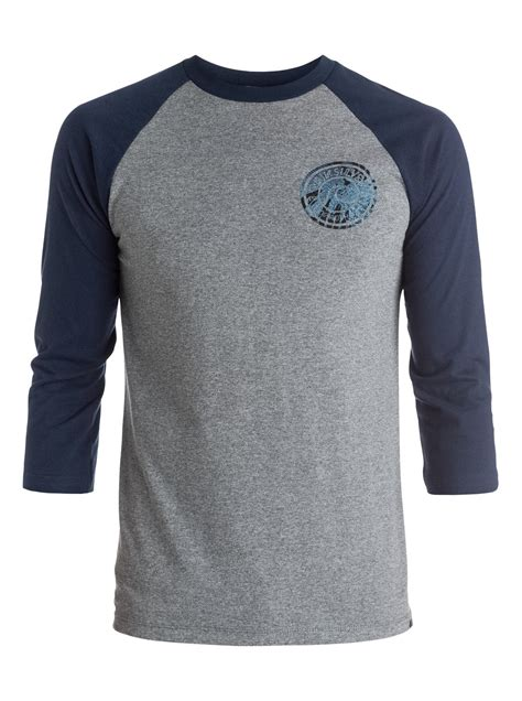 original spray raglan t shirt aqyzt04093 quiksilver