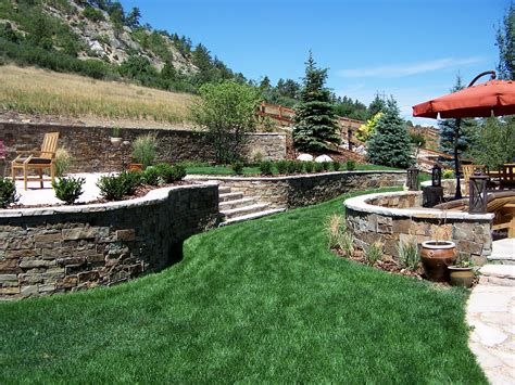 Landscape Rock Denver Landscaping Castle Rock Co Design Landscaping In Denver