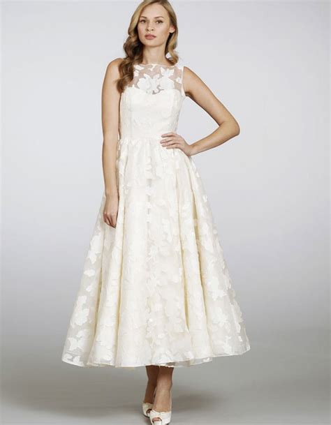 2013 Sexy Bateau Neckline and Circular Skirt Lace Ankle