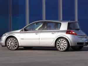 Renault Megane 1 2 Grise Renault Megane 2 Rs Toutes Les Renault Produites