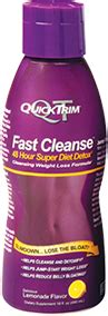 Lipofuze Detox Reviews by Quicktrim Fast Cleanse 69 Free Shipping