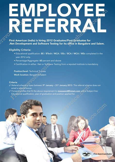 employee referral program e mail templates set 1 on behance