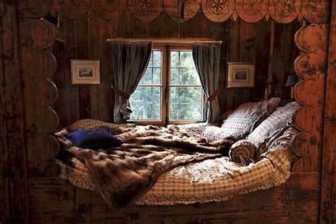 kuscheliges bett cozy cabin bed pictures photos and images for
