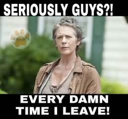 Six Meme - the walking dead finale memes finish season 6 strong