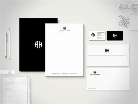 business card letterhead design business card letterhead design by whitetreeproject on