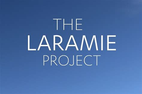 the laramie project tectonic theater project an interview with andy paris nic schuck