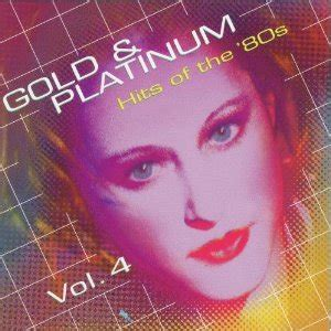 Cd 21 Golden Songs Vol1 gold platinum hits of the 80 s volume 4